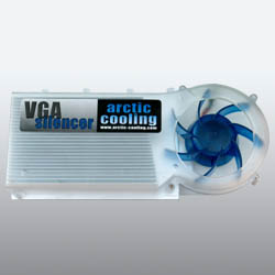 Arctic Cooling VGA silencer Rev. 3