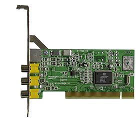 ImpactVCB Video Capture (Model 558) PCI Card