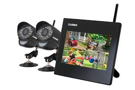 Home Wireless Video Monitoring System-Model-LW2932-Live SD9+