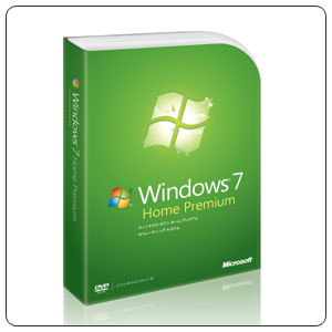 Windows 7 Home Premium 64bit/DVD/OEM/with SP1.