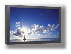 """Sanyo 39.6"""" TFT LCD Color PC monitor (built in PC!)"""