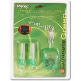 External LED Light Mini Tubes (green)