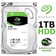 "BarraCuda Desktop HDD 1TB 3.5"" SATA3 64MB Cache (ST1000DM010) OEM Desktop HD."