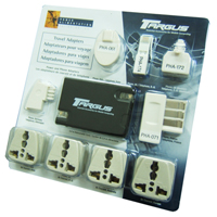 International Multi Power and phone Travel Adapters