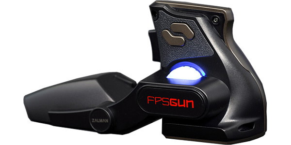 FPSGUN Gaming Optical Mouse with 5 Button Programmable.