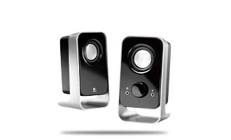 LS11 2.0 Stereo speaker system-Small size, clear sound.