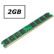 2GB/DDR2/PC2-6400/800MHz Desktop Memory