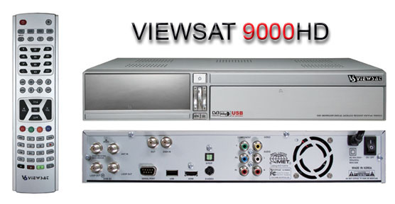 9000 HD  Free To Air Receiver-Retail Box.