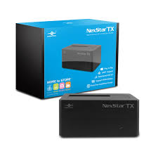 NST-D328S3-BK NexStar TX USB 3.0  Single Hard Drive Dock