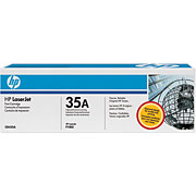 LaserJet CB435A Black Print Cartridge