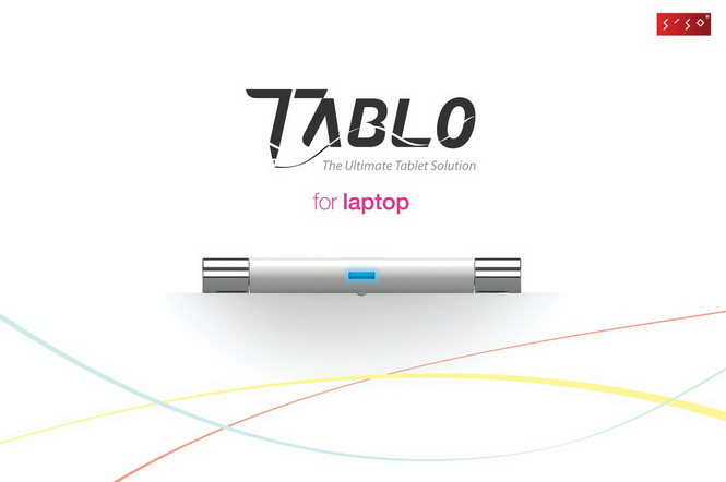 Tablo-The Ultimate Tablet Solution  for Notebook