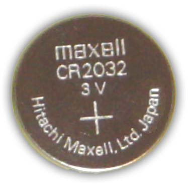 CR2032 CMOS Battery for PC.