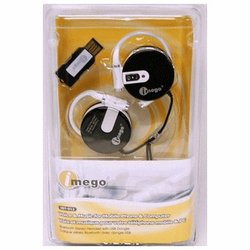 Bluetooth Stereo Headset with Dongle-Model-IBT-912