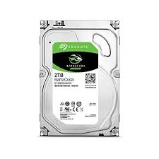 "BarraCuda- HDD 2TB 3.5"" SATA3 64MB Cache (ST2000DM006) OEM Desktop HD."