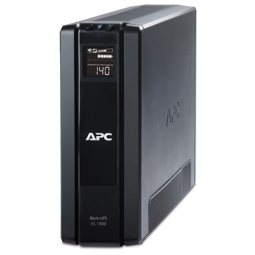 Back-UPS XS 1300VA 780Watt LCD 120V- (Model-BX1300G-CA)
