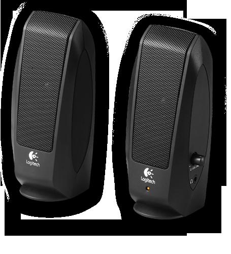 S120 2.3 Watts (RMS) 2.0 Speaker System - OEM