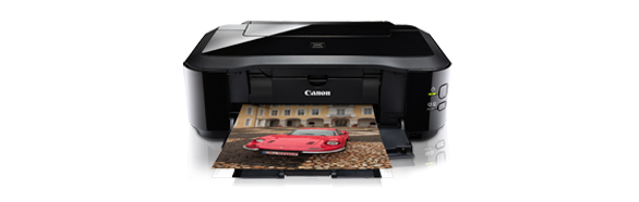 PIXMA IP4920 inkjet Printer supports Blu-ray/DVD/CD Printing.