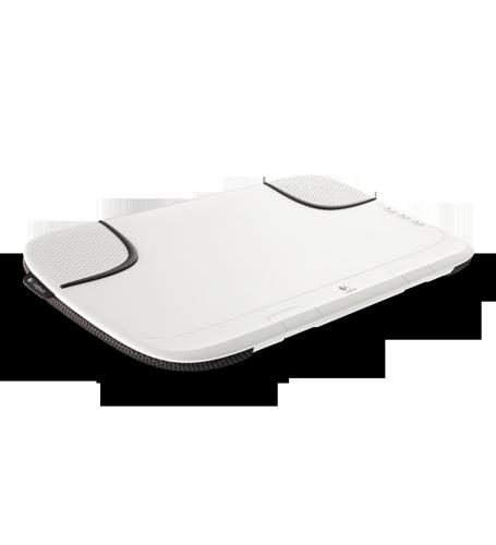 """Speaker Lapdesk N550 for Laptops and netbooks upto 14.1"""""""
