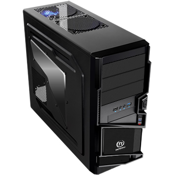 Commandar MS-I Gaming Case with USB3.0 Ready.Model-VN400A1W2N