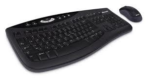 Wireless USB Optical Desktop 2000 Refurbished Keyboard & Mouse