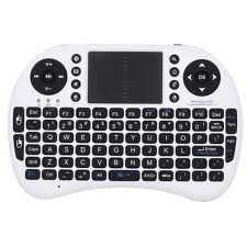 Mini i8 Wireless Multimedia  Keyboard and Touchpad All in one Combo.