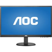"21.5"" 1920X1080 /VGA+DVI LED MONITOR-Model-E2260SWDN  BLACK"
