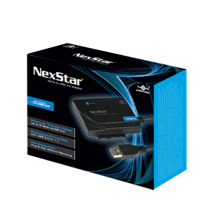 "NexStar SuperSpeed 2.5""/3.5"" SATA to USB 3.0 Adapter Black (CB-SATAU3)"