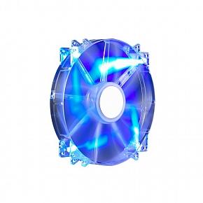200mm Blue LED Silent MegaFlow Case Fan (R4-LUS-07AB-GP)