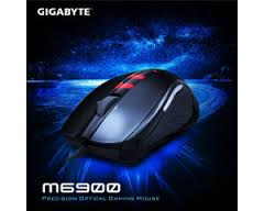 Precision Optical 3200DPI Gaming Mouse w/Gold-Plated USB Connector (M6900)