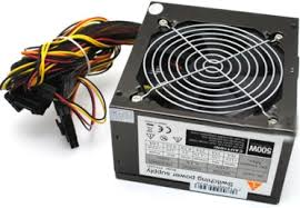 500w Basic  ATX Power Supply with 120mm Silent Fan (Bulk Pack/Brand New)