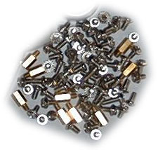 Assorment PC Screws Packet
