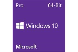 Windows 10 Pro 64-Bit English OEM DVD /COA. (System Builder Version)