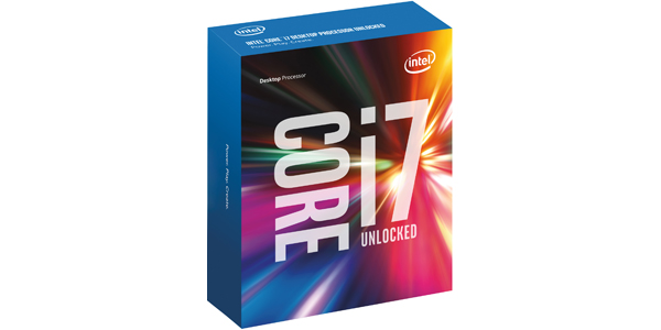 I7-6700K , QuadCore CPU  (8M Cache Up to 4.10 GHz)SK--LGA1151 Retail Box