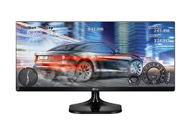 "25"" Ultra-Wide/2560x1080/5ms/2xHDMI/21:9/FHD  IPS Gaming Monitor-Model-25UM58-P"