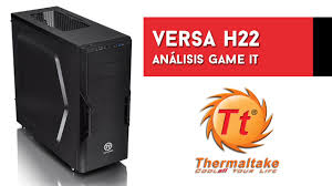 Versa H22 ATX Gaming case with USB3.0/1x 120mm fan
