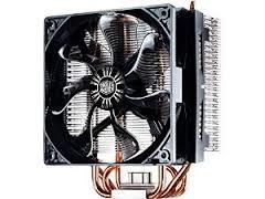 Hyper T4 Heatpipe 120mm PWM Fan supports LGA-2011-V3/1151+AMD CPU's.