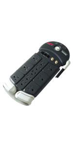 Surge Protector-Performance series-Model-P11VT3MP10-CN