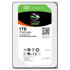 "FireCuda- 1TB 3.5"" SATA3 64MB Cache OEM Solid State Hybrid Drives.Model:ST1000DX002 with 5yr.W."