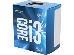i3-7100 Dual-Core CPU/SK- LGA1151, 3.9Ghz, 3MB L3 Cache, 14nm/Retail Box.