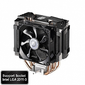 HYPER D92, 4 Direct Contact Heatpipes High End Compatibility intel/AMD CPU Air Cooler