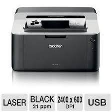 HL-1112 MONO-LASER PRINTER-Reliable/Affordable for Your SOHO use.-21ppm.