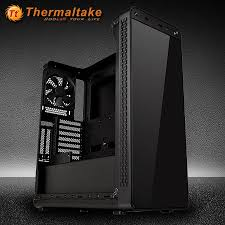 View 27 Black ATX Gull Wing Window (LCS Certified) Gaming Case  only Model:CA-1G7-00M1WN-00