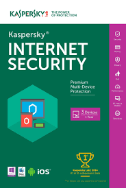 Internet Security 2017  (3 Users/1Year , Retail) En/Fr
