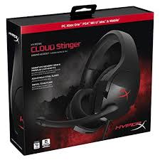 Cloud Stinger Gaming Headset for PC & PS4