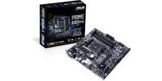 PRIME B350M-A/CSM/B350 Chipset/DDR4/M.2./USB3.1 MATX Board for New AMD RYZEN CPU's.