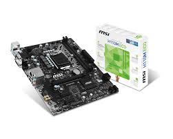 H110M-ECO MATX Board with HDMI/USB3.1 (Business Solution)