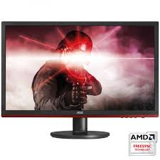 "22""  Anti-Blue Light Gaming Monitor with 75Hz/1ms/1920x1080/VGA,HDMI,DisplayPort, Model-G2260VWQ6."