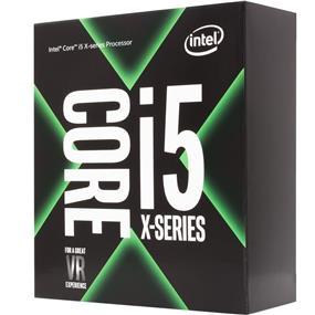 i5-7640X Kaby Lake-X 4-Core/4-Thread CPU, LGA 2066, 4.0GHz Base/ 4.2 GHz Max Turbo,14nm  112W Gen7 Retail Boxed Unlocked (BX80677I57640X)
