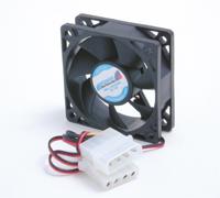 6 x 2cm LP4 replacement ball bearing fan
