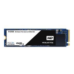 Black PCIe Gen3 x4 NVMe M.2 2280 512GB Read:2050 Mb/s,Write: 800 MB/s SSD (WDS512G1X0C)